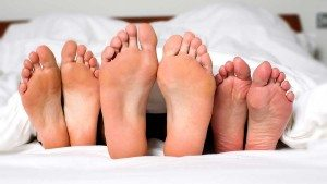 Threesome Feet